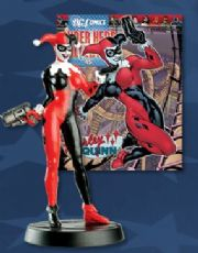 Eaglemoss DC Comics Super Hero Figurine Collection #045 Harley Quinn